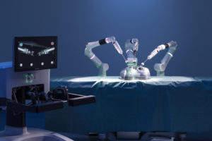 CMR Surgical unveils portable surgical robotic system