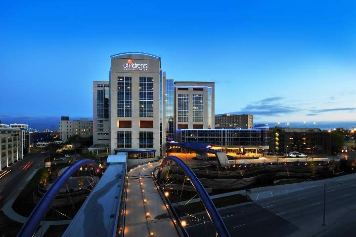 Exterior(D100325R): Children's Medical Center Dallas