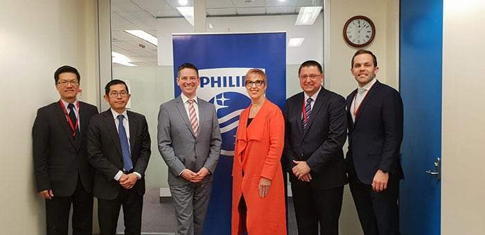 Philips enters into two partnership deals in Australia for medical imaging solutions