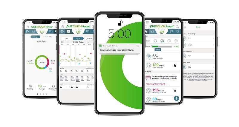 Lifescan Inc OneTouch Reveal app