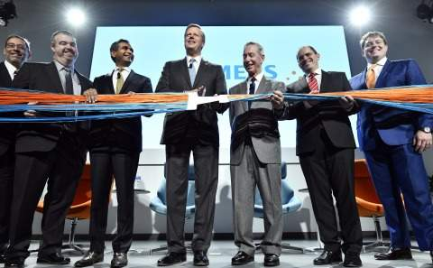 Siemens Healthineers Ribbon Cutting Event