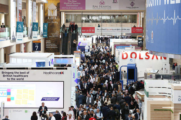 UK healthcare innovators and hospital groups to feature at Arab Health 2019