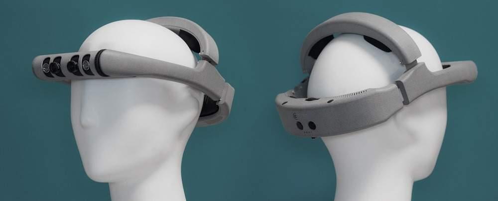 Crescent Vision dual-camera headband