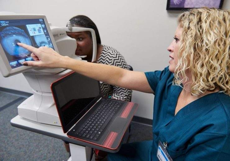 IDx-DR AI in eye care diagnosis