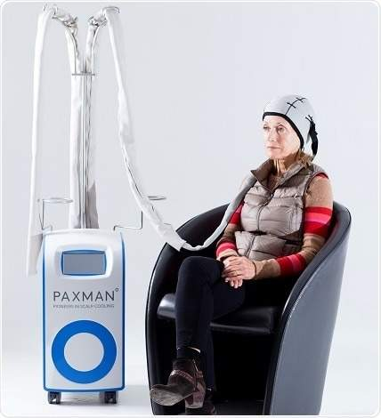 Paxman Cooling Cap, cancer patients debut at Arab Health 2019