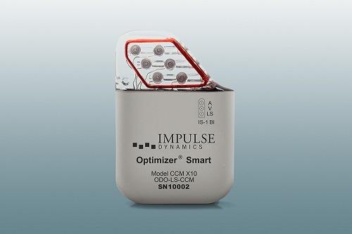 Optimizer Smart Implantable Pulse Generator national heart month