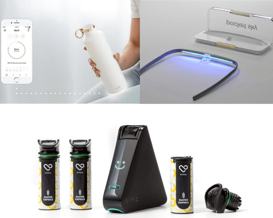 World Health Day devices