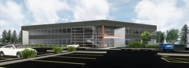 New Camber Spine Headquarters located in King of Prussia, PA