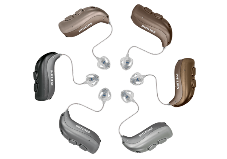 Philips returns to hearing care market with the launch of