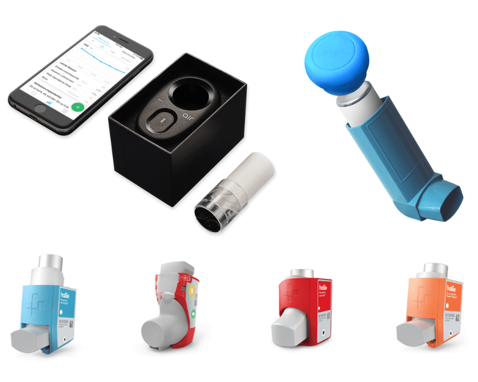 Top AI-powered asthma inhaler brands to lower the impacts of air pollution