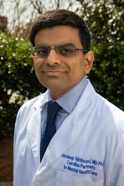 Sandeep Vaishnavi, MD, PhD - TMS Medical Director at Carolina Partners