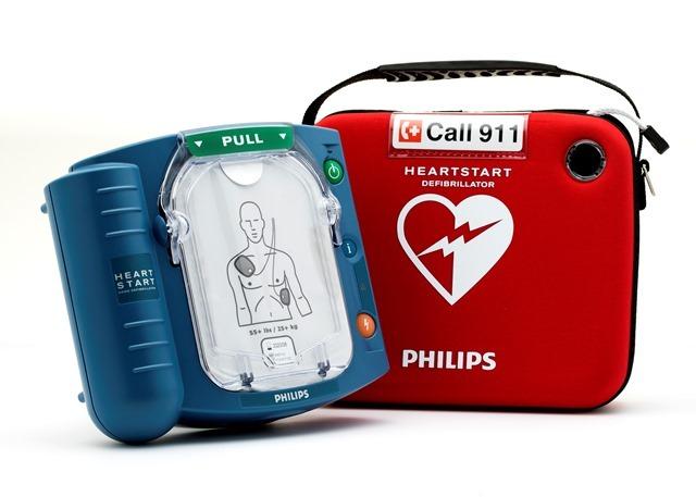 Philips gets FDA premarket approval for HeartStart OnSite