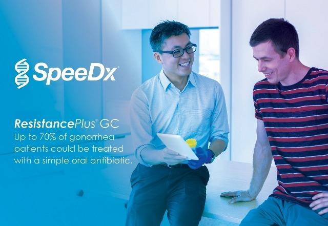 SpeeDx gets FDA breakthrough designation for ResistancePlus GC molecular test