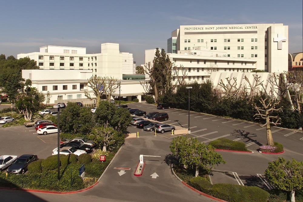 Providence St. Joseph Health hospital