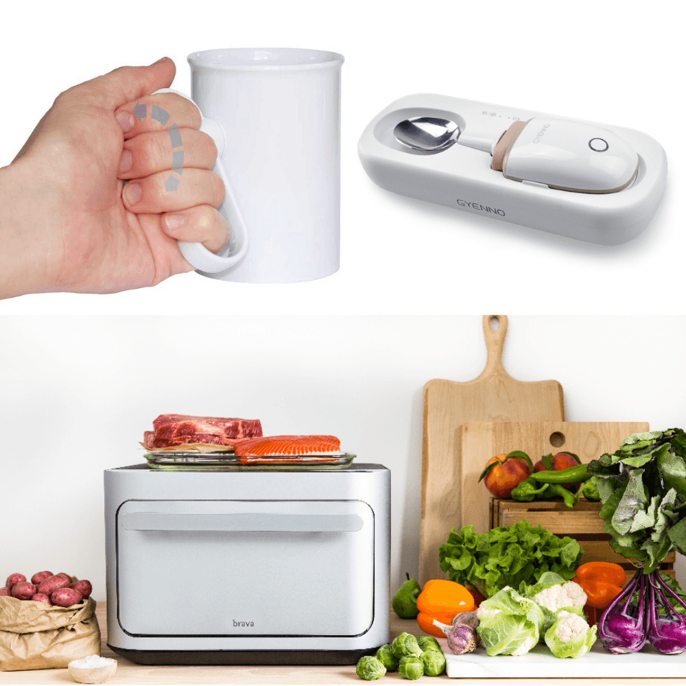 Five smart utensils to improve safety for seniors with Parkinson's in the kitchen