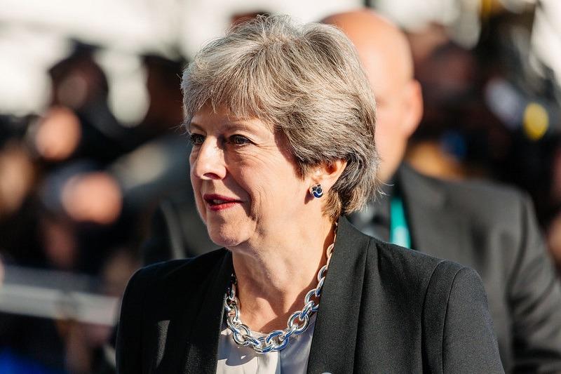 G20 Summit Theresa May