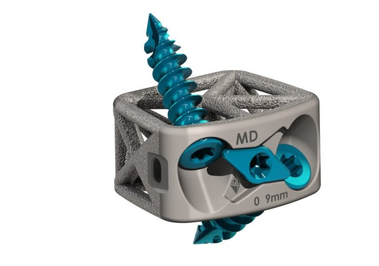 4WEB Medical secures FDA approval for CSTS S-A interbody fusion device