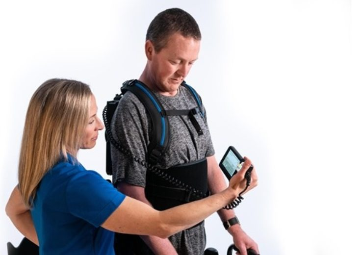 Ekso Bionics introduces next-generation exoskeleton suit for neurorehabilitation