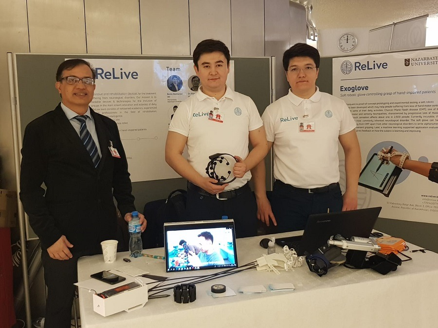 ReLive: A Kazakhstan-based start-up helping to speed up recovery for stroke victims