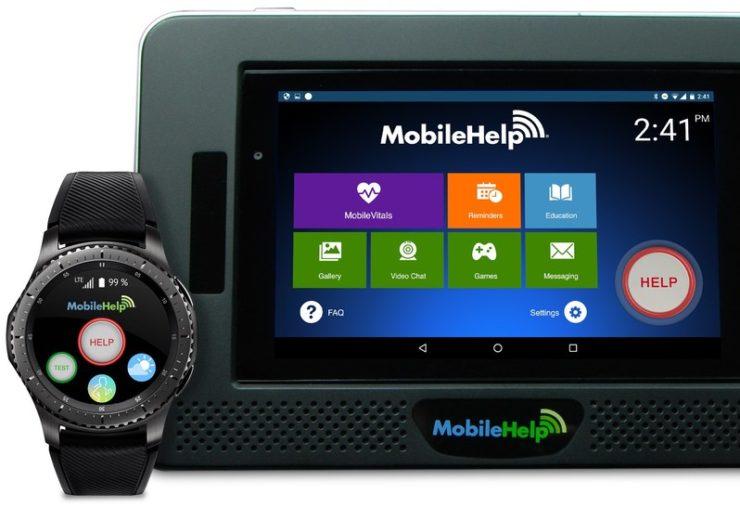 MobileHelp Smart Touch