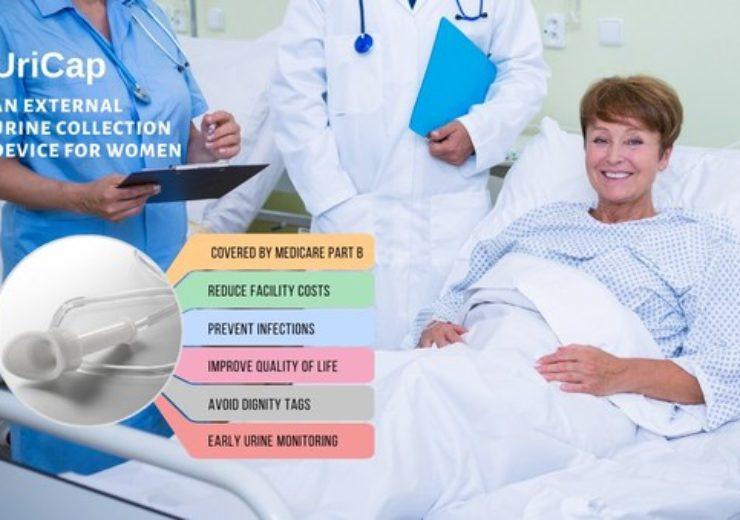 AMT, TillaCare introduce external urine collection device UriCap