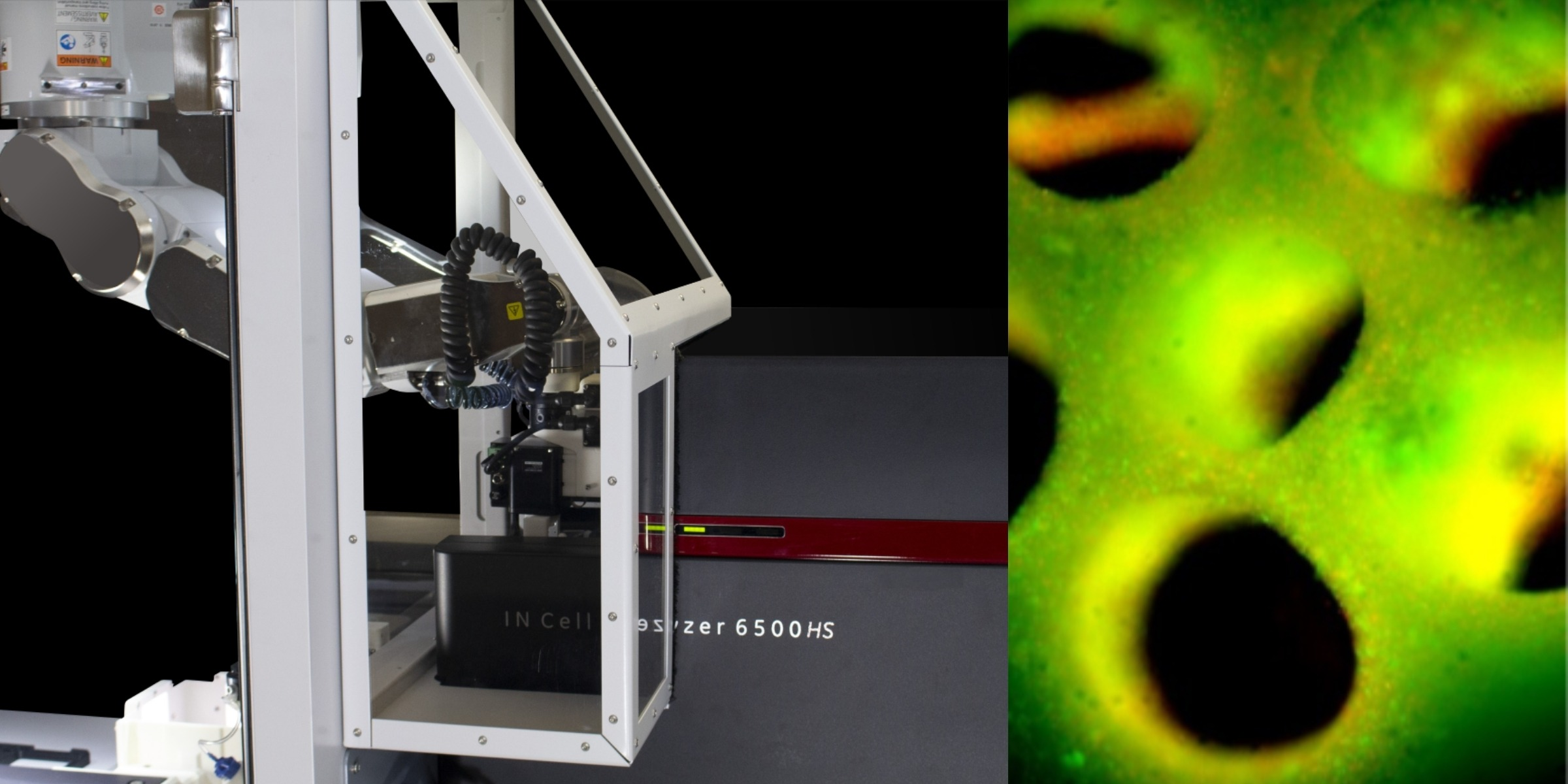 Image: Integrated biofabrication system used to produce and scan thick, vascularized 3D liver tissue models. Photo: Courtesy of Business Wire.