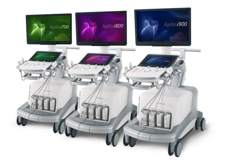 Canon Medical's ultrasound platform provides greater visualization
