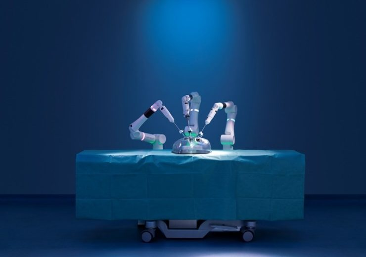 GE Healthcare confirms investment in CMR Surgical
