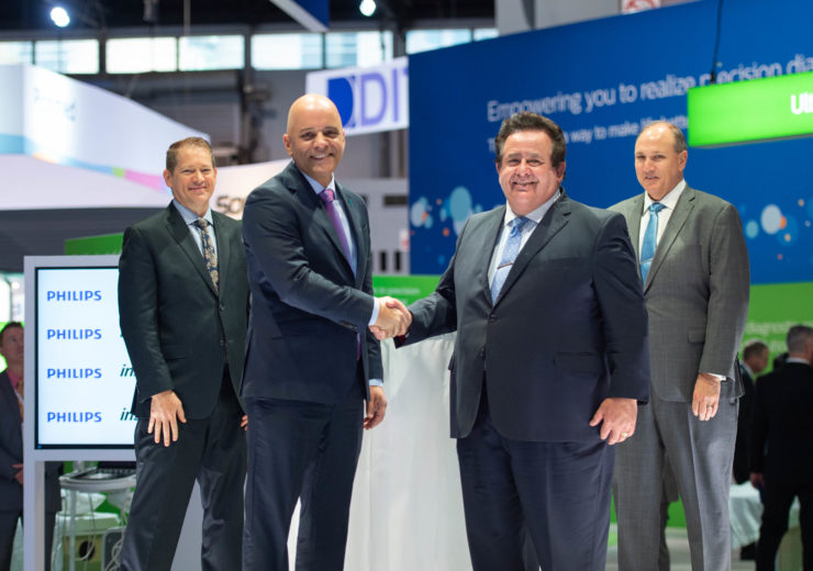 Inspira, Philips sign $50m long-term strategic partnership for improved patient care