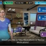 Electronic Caregiver introduces 3D animated caregiver Addison