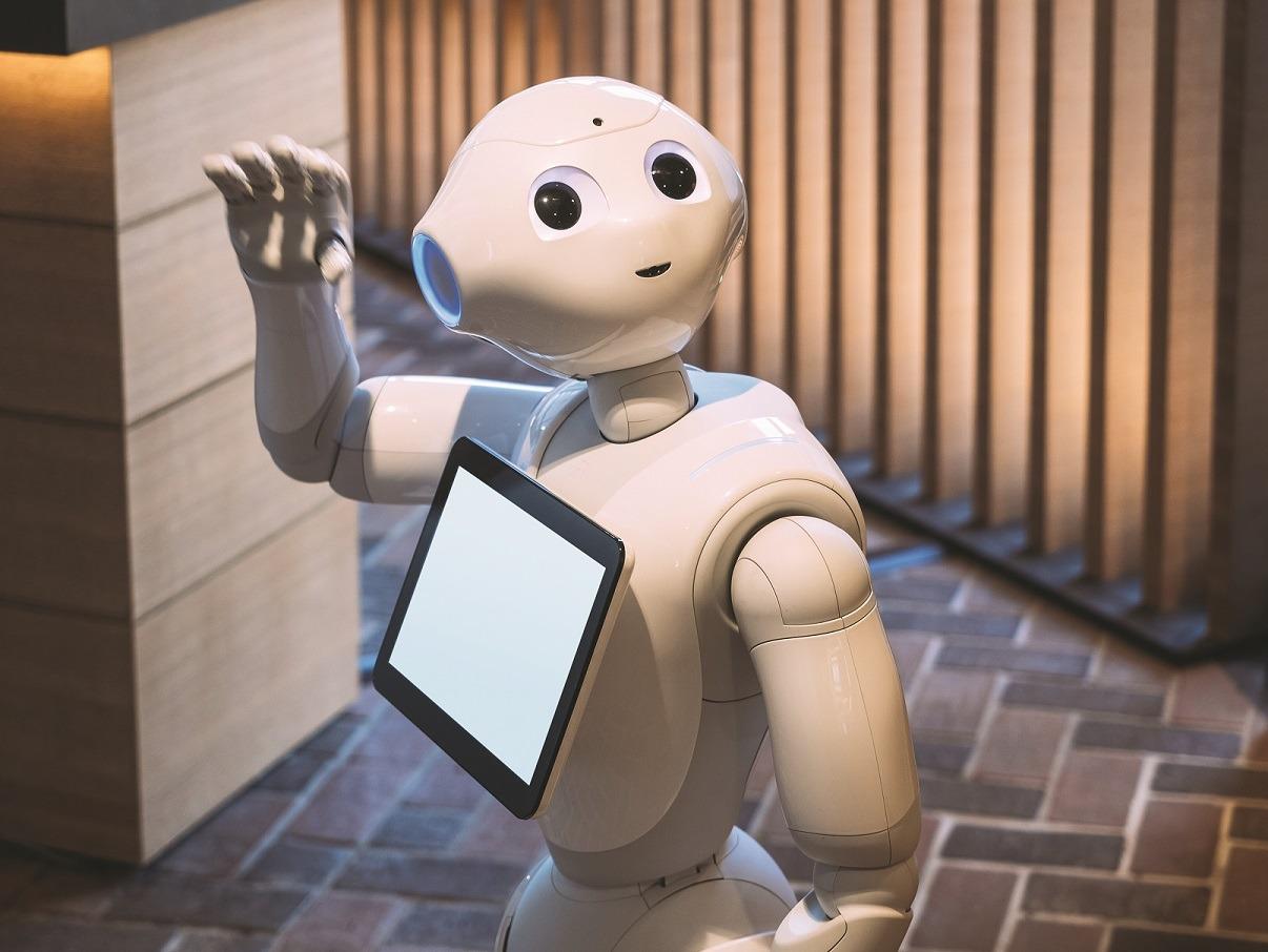 collaborative robots pepper