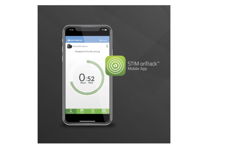 Orthofix announces FDA approval of STIM onTrack 2.1 mobile app for bone growth stimulators