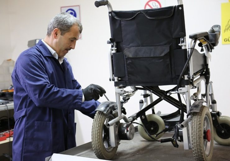 FDA approves UPnRIDE robotic wheelchair for distribution in US