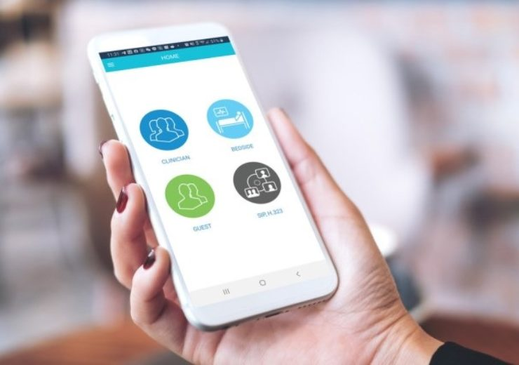 Caregility iConsult Mobile Application