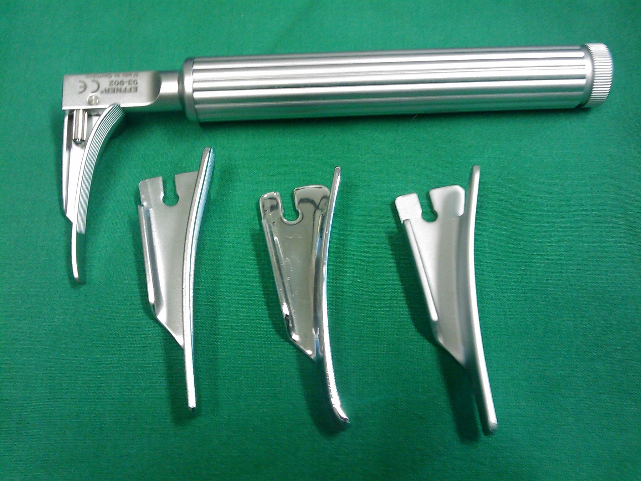 medical device failures laryngoscope