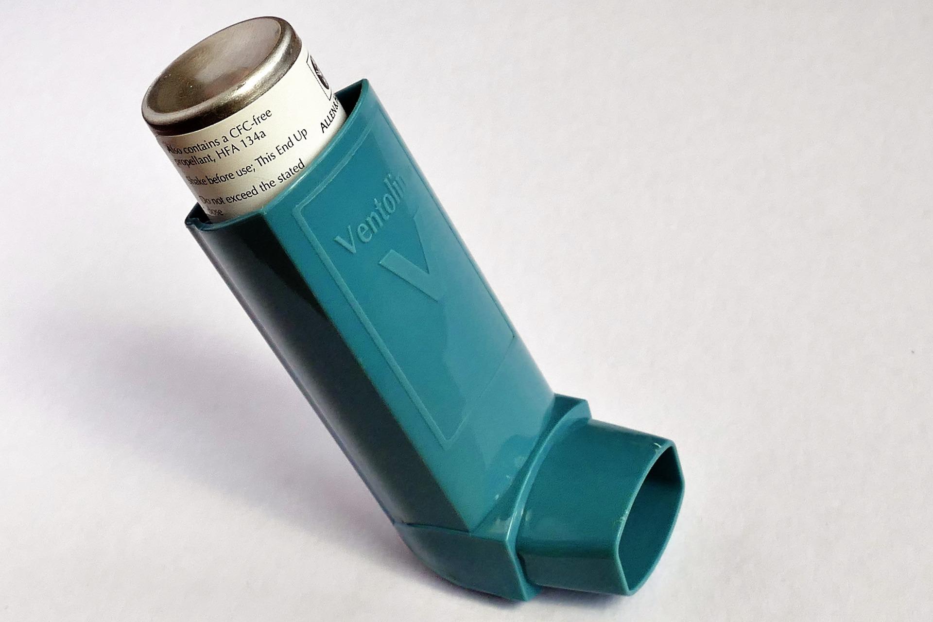 allergy treatment salbutamol