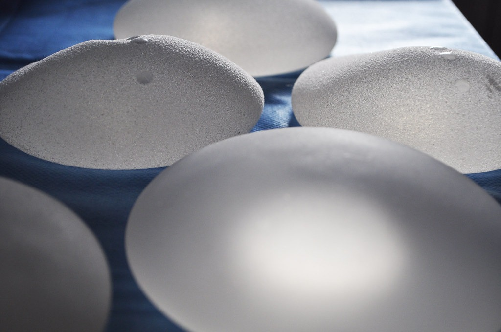 medical device failures breast implants
