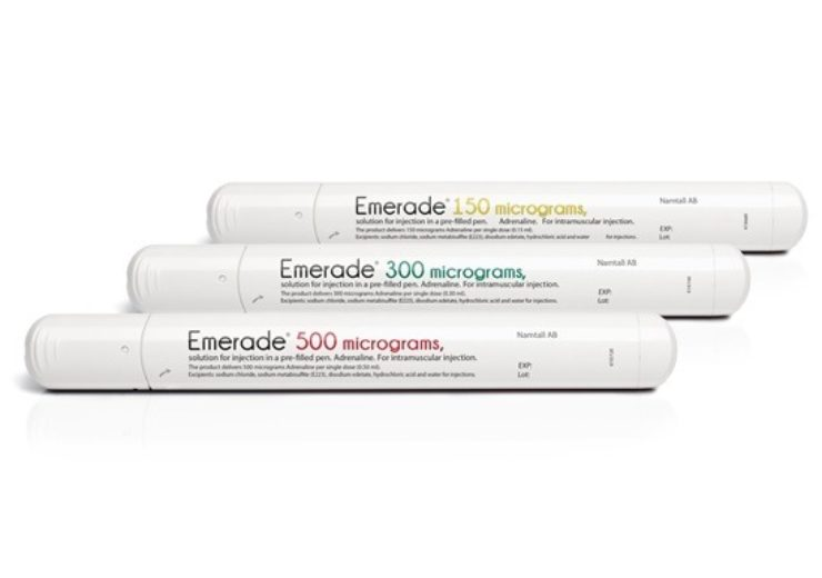 Emerade allergy pen recalled over fears fault could stop children getting life-saving adrenaline shot