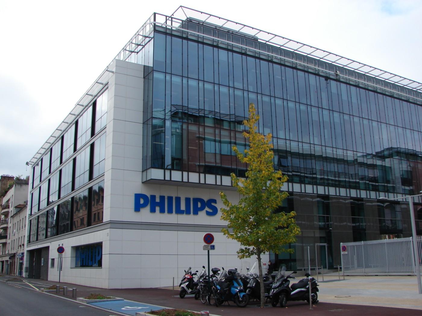 ventilator manufacturers philips