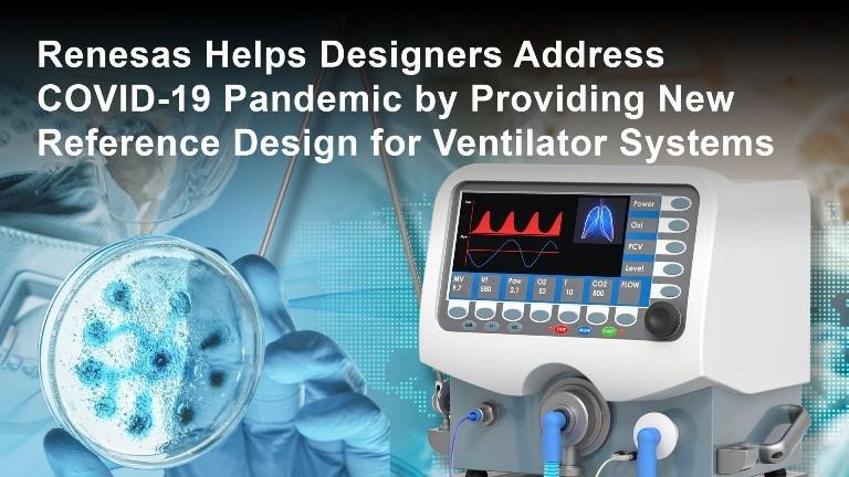 Renesas_Ventilator_Reference_Design