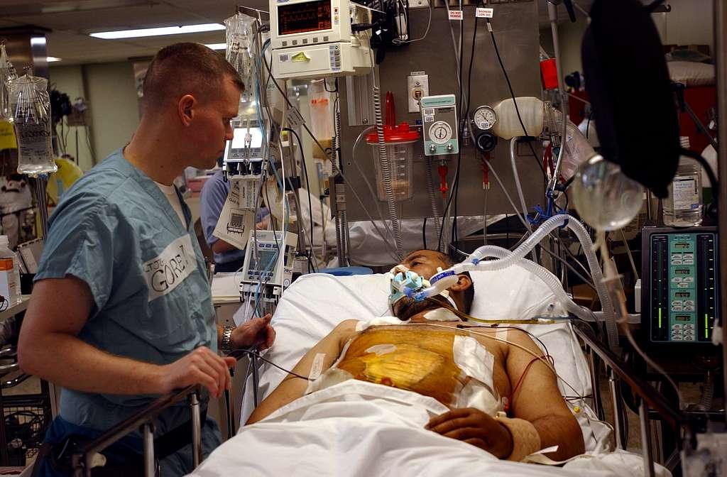 ventilators intubation covid-19 medical supplies