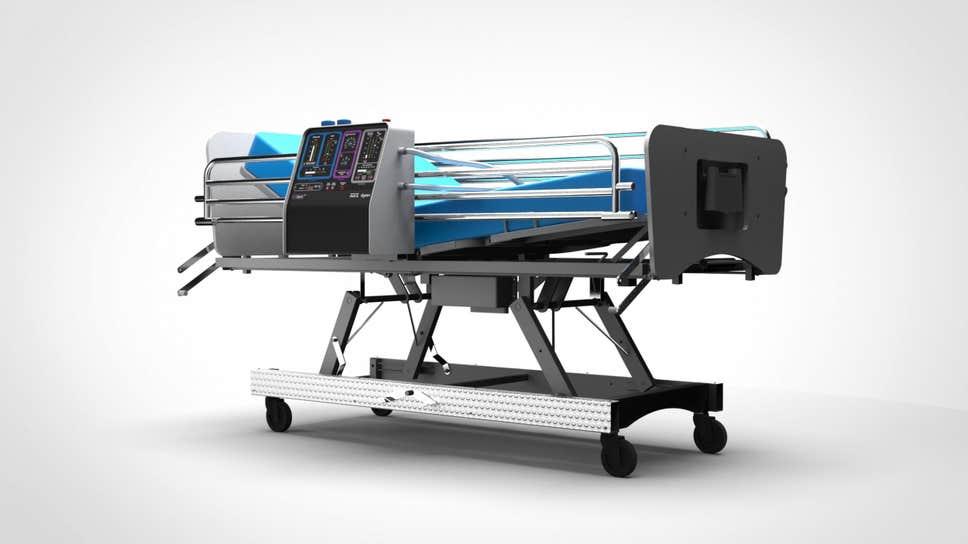 companies manufacturing ventilators