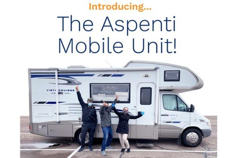 Aspenti Mobile Unit