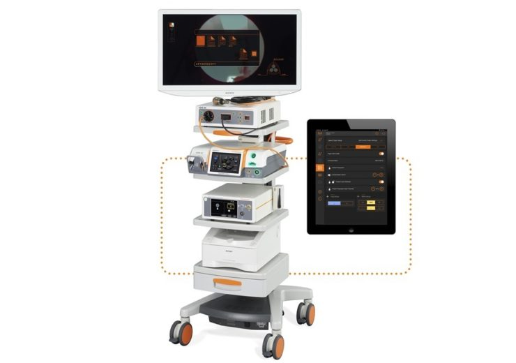 Smith+Nephew's INTELLIO Connected Tower Solution