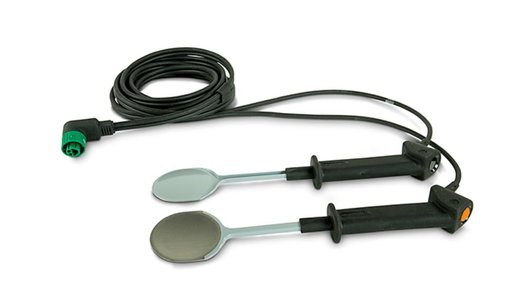 philips defibrillator paddles