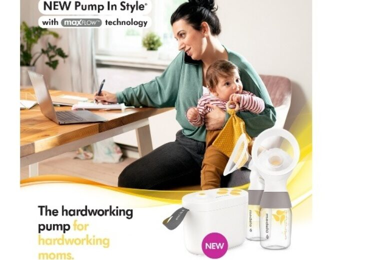 Medela announces New Pump In Style breast pump with first-of-its-kind MaxFlow technology