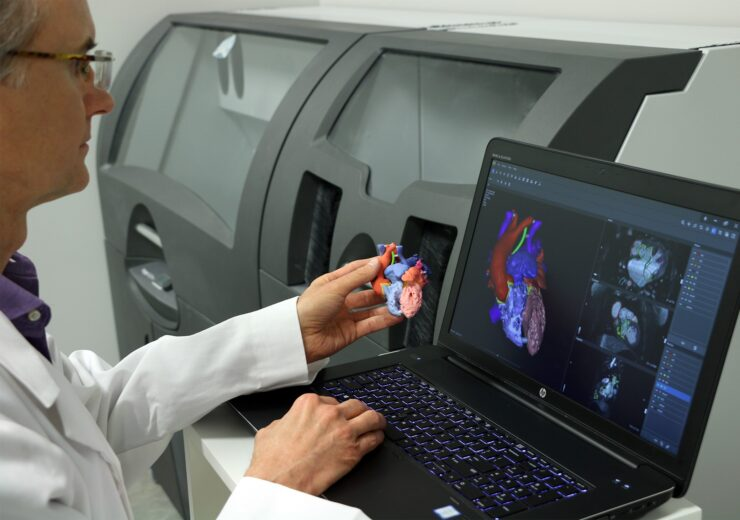 'Tremendous potential' held by 3D printing in personalised surgery