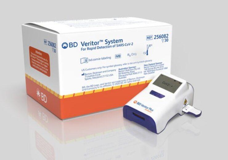 BDVeritorPlus-SARS-CoV-2