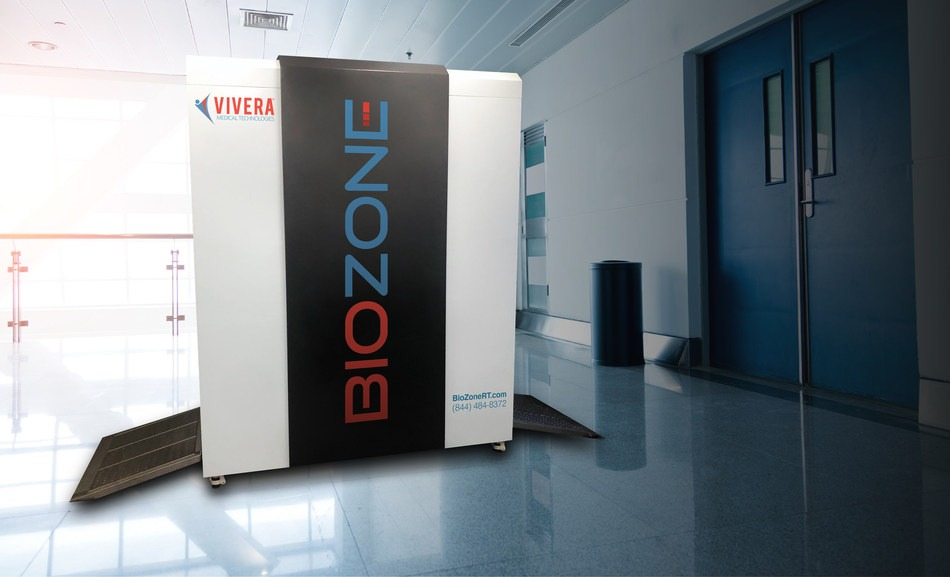 Vivera rolls out BIOZONE device for sanitisation in high occupancy settings