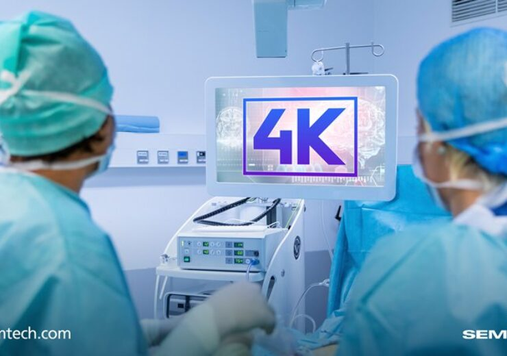 Semtech's BlueRiver ASIC revolutionizes integrated operating room